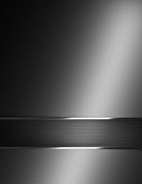 metal dot background