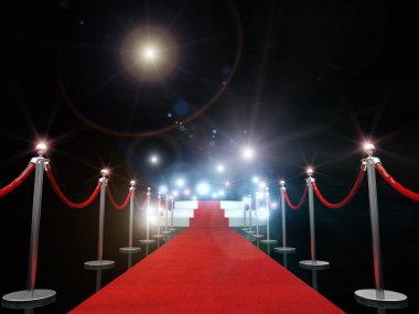 exclusive red carpet