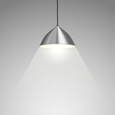 Lamp Hanging. Vector illustration