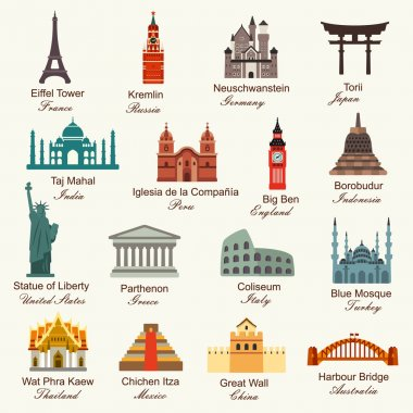travel World Landmarks