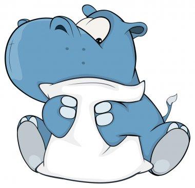 Little hippopotamus.