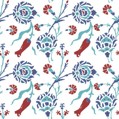 Abstract turkish pattern for your design