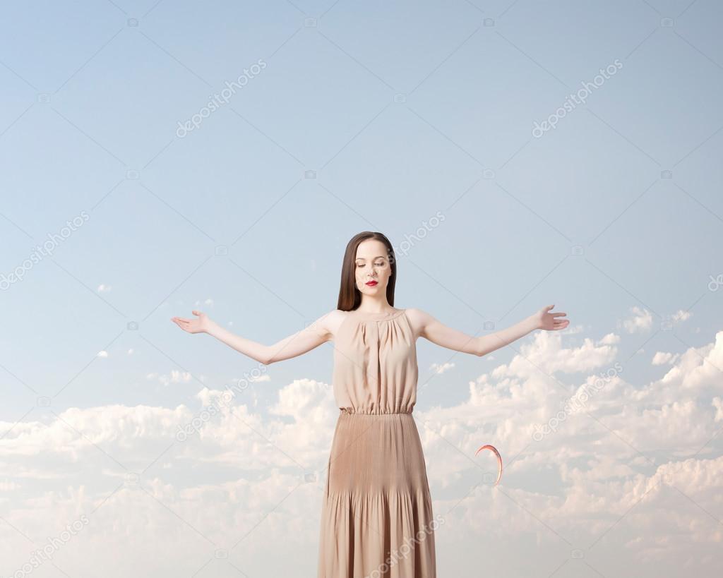 Angelica Bella Fotos angelica bella donna — foto stock © sergeynivens #109092742