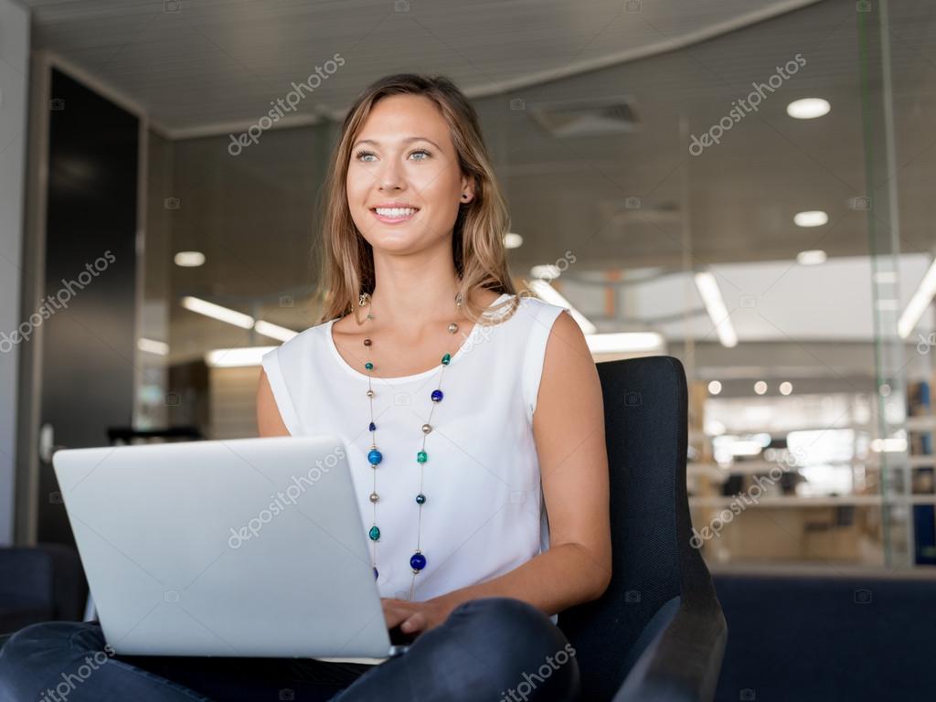 Ik Ben Ervan Overtuigd Met Technologie Stockfoto