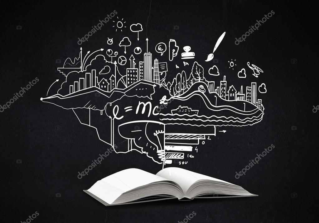 Bedrijfsplan. Concept afbeelding — Stockfoto © SergeyNivens #87070940
