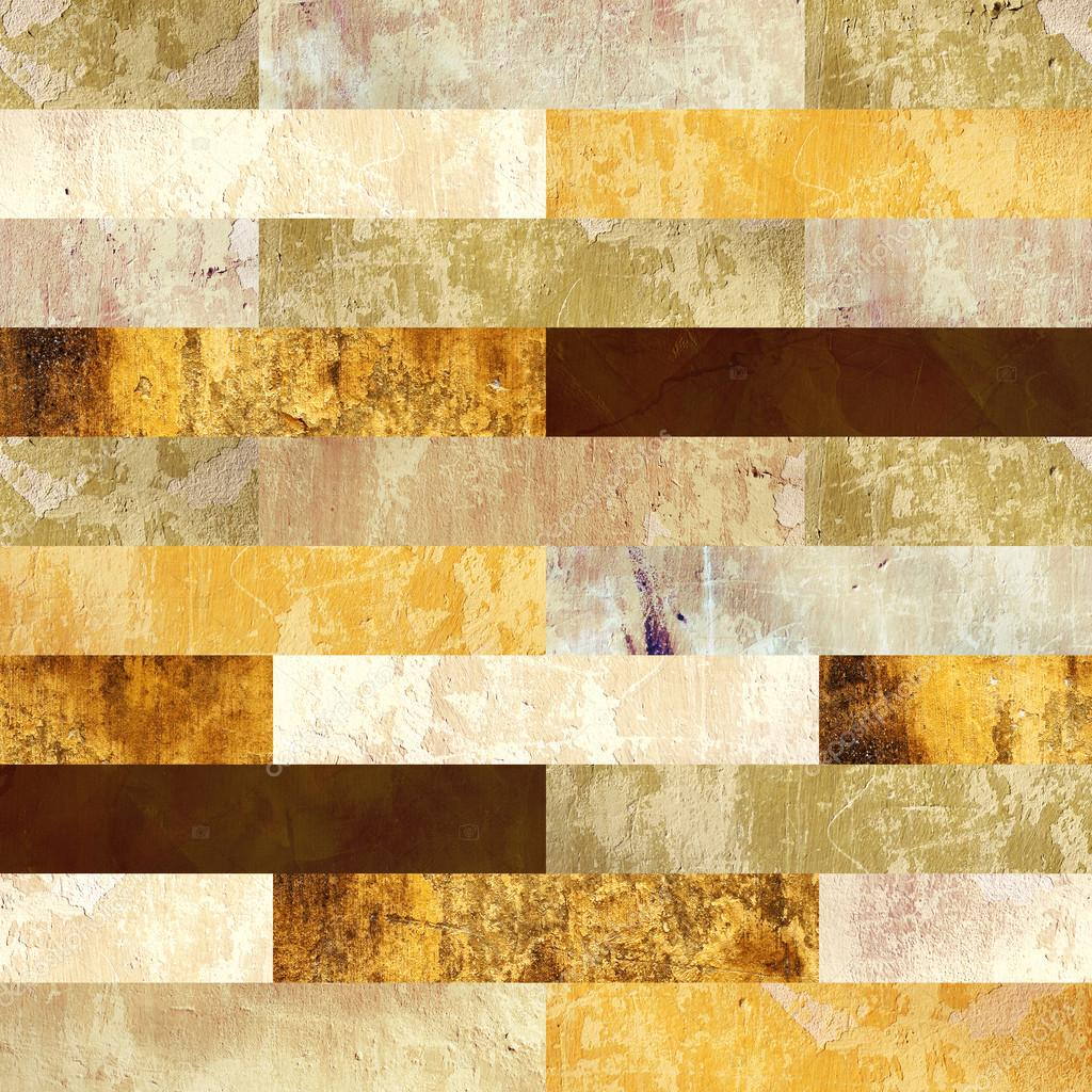 Seamless background with stucco patterns — Stock Photo © frenta ...