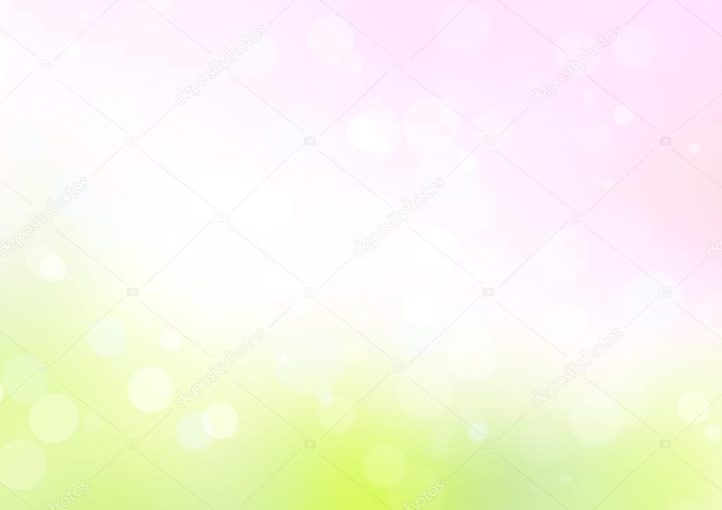 Summer blurred background