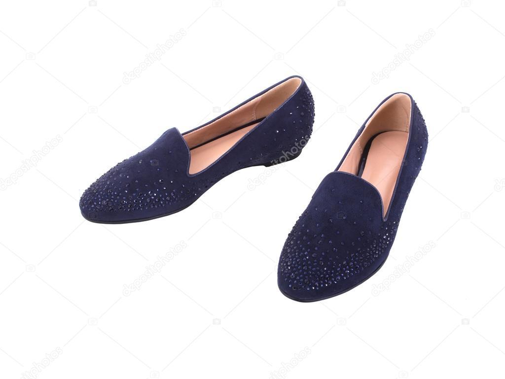 7ace486b0e5bd Zapatos para una mujer joven — Fotos de Stock © sovlanik  71963479