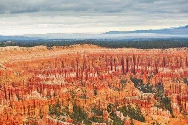 Scenic landscape in Bryce Canyon, Utah, USA