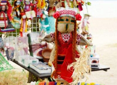 Traditional ukrainian handmade doll  - motanka