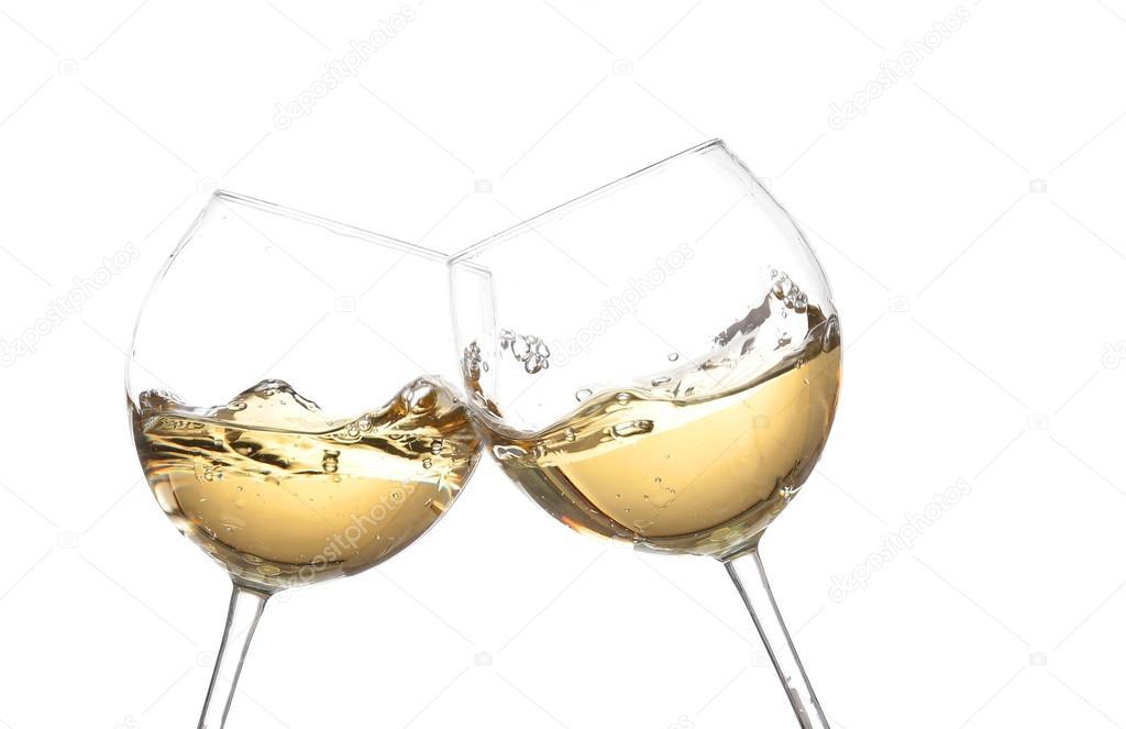 St Wine Glass