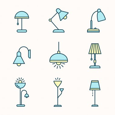 Lamps and lighting devices