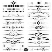 kalligrafikus elemek