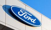 Státní znak Ford na úřad oficiální prodejce