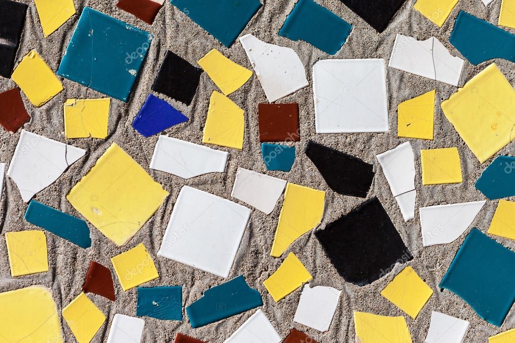 Decorazione della parete di piastrelle di vetro ceramica mosaico