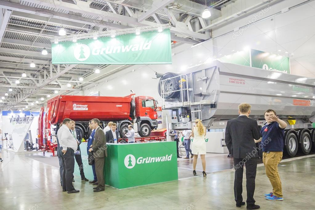 International Exhibition of Construction Equipment and Technologies