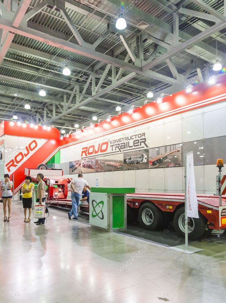 International Trade Fair of Construction Equipment and Technologies