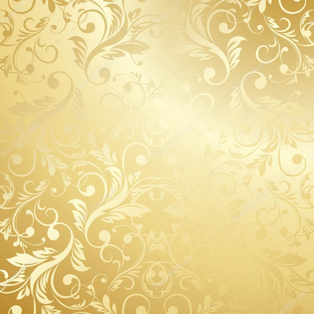 Golden Design Wallpaper : ? strizh