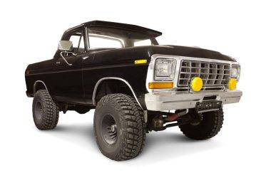 4x4 Pick-up Truck.