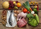 Fotografie Paleo dieta produkty