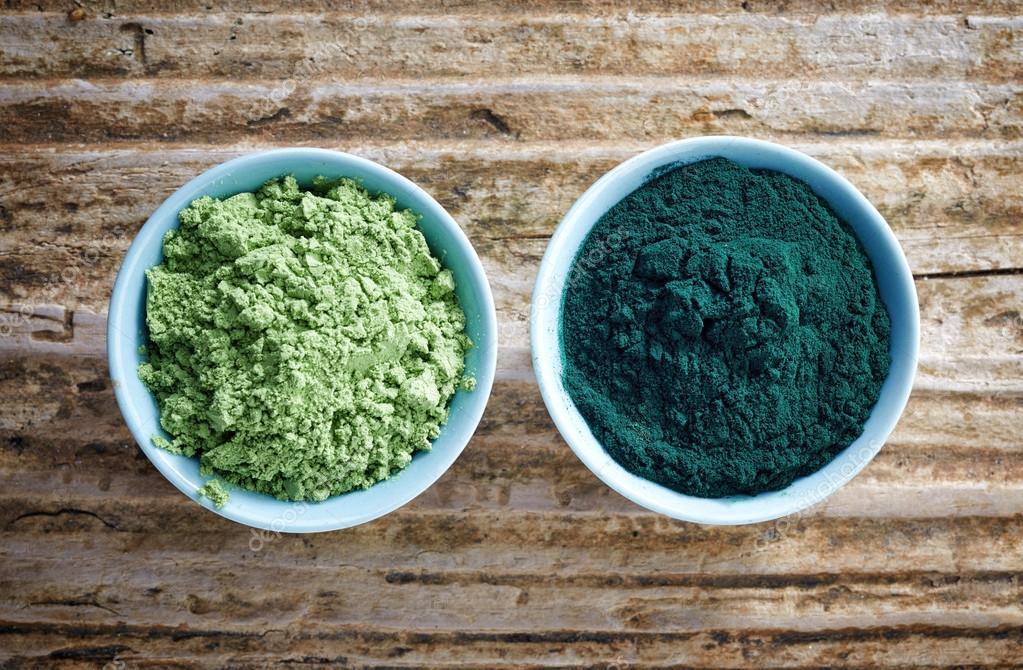 algenpoeder eten