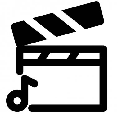 TVs and movies action pack song templates genre icon