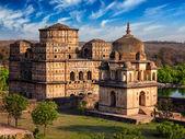 Fotografie Královské kenotafy Orchha, Indie