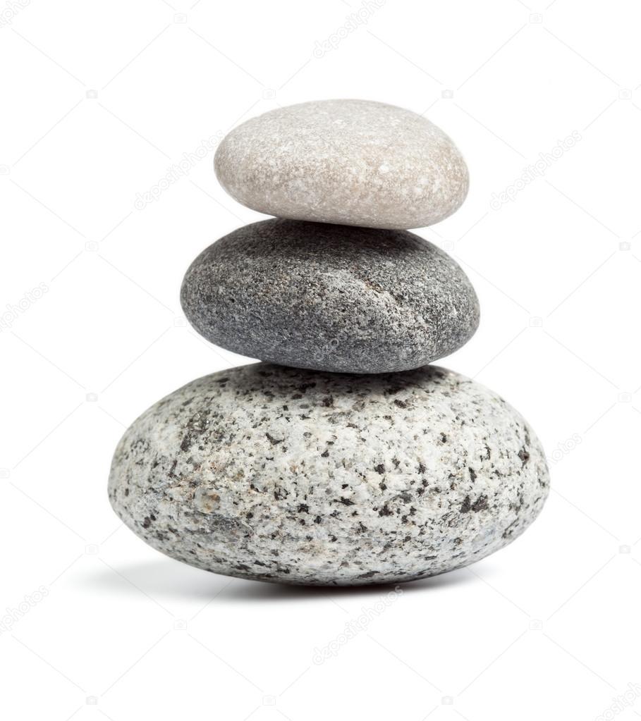 concepto de equilibrio de piedras zen foto de stock - Piedras Zen