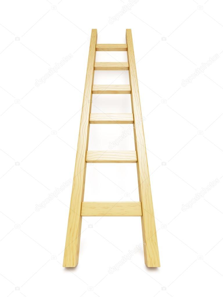 Robuuste Houten Ladder.Houten Ladder Miz Craft Houten Ladder Kerst Opknoping Decoratie