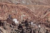 Fotografie Basgo klášter. Ladakh, Indie
