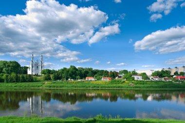 View Polotsk. Belarus