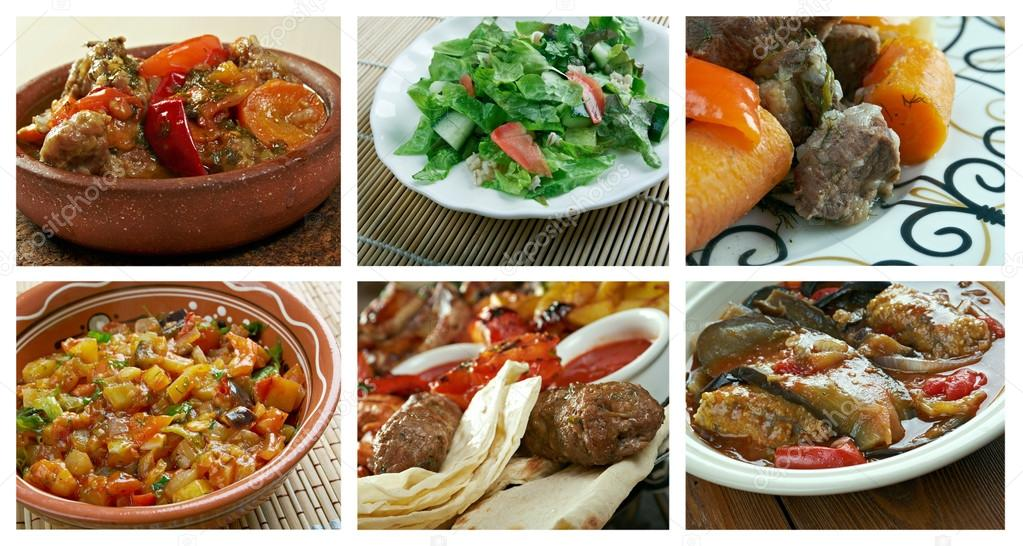 conjunto de cozinha oriental — Stock Photo © fanfon #80761516 on
