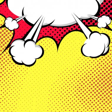 Hanging Speech Bubble Cloud