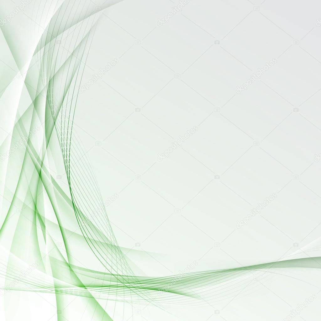 Transparent Modern Green Border Certificate U2014 Stock Vector