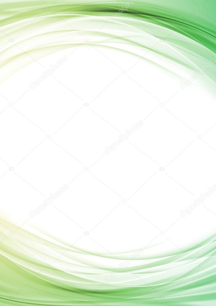 Bright soft line border certificate — Stock Vector ...