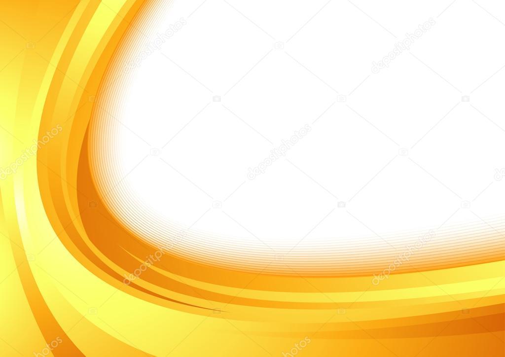 Moderne orangefarbenen Rahmen Welle Zertifikat — Stockvektor ...