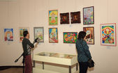 Opening of the exhibition dedicated to the celebration of Easter