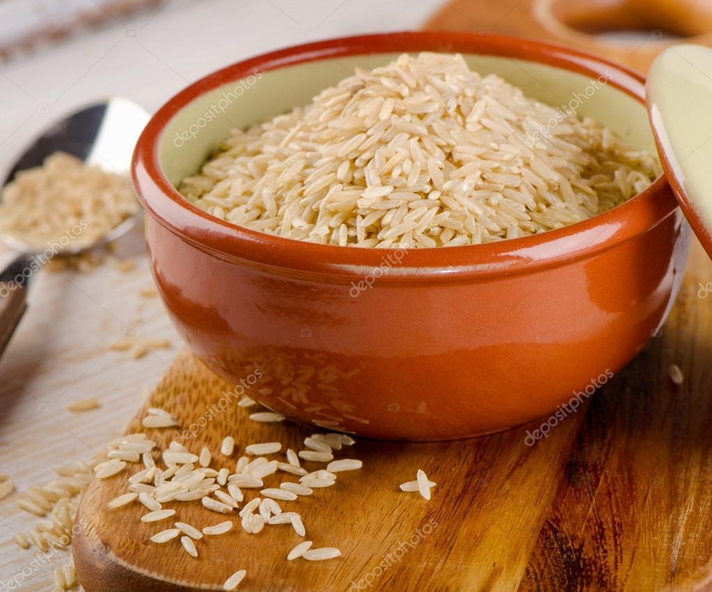 Каша для похудения рис
