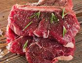 T-bone steak z hovězí