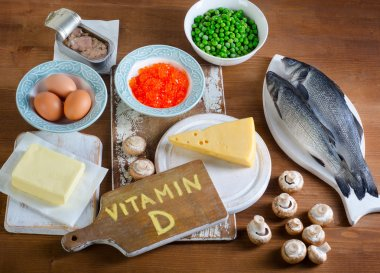 Food highest in Vitamin D