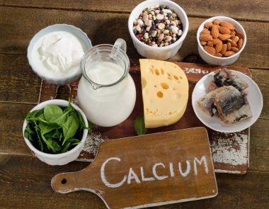 Calcium Rich Foods Sources