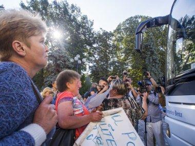 Soldiers' Mothers demand the Verkhovna Rada