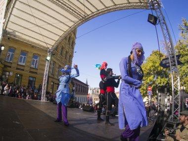 Festival of Georgian culture in Kiev