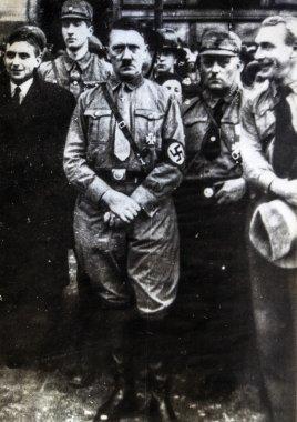 Adolf Hitler  in Braunschweig