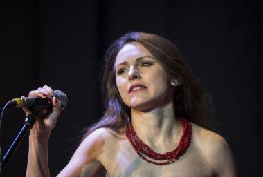 Singer    Zoryana Dybovska