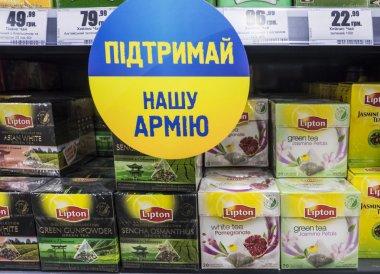 Boycott of Russian goods in Ukraine