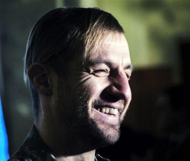 Deputy Mikhail Gavrilyuk