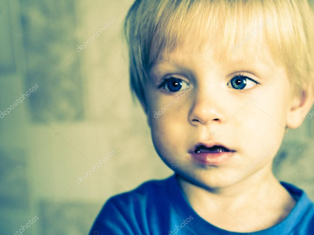 かわいい白人の男の子 — ストック写真 © igorgolovniov #92695824