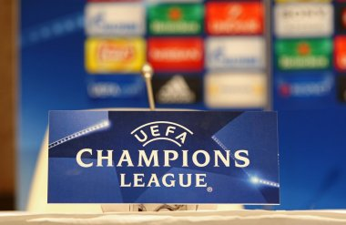 Press-Conference before UEFA Champions League game Dynamo Kyiv v