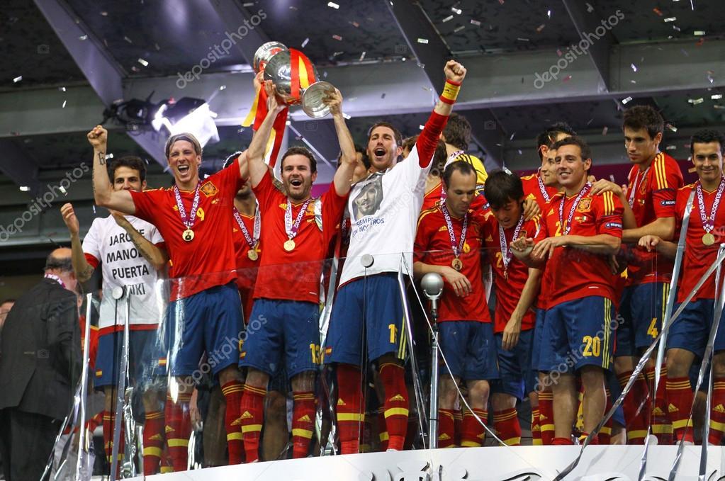 b9b34d5fe2 Team of Spain